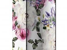 Paraván - Floral Glade [Room Dividers]